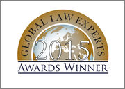 Global Law Expert 2015 Award Winner
